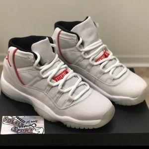 Other - Jordan 11 Retro Platinum Tint